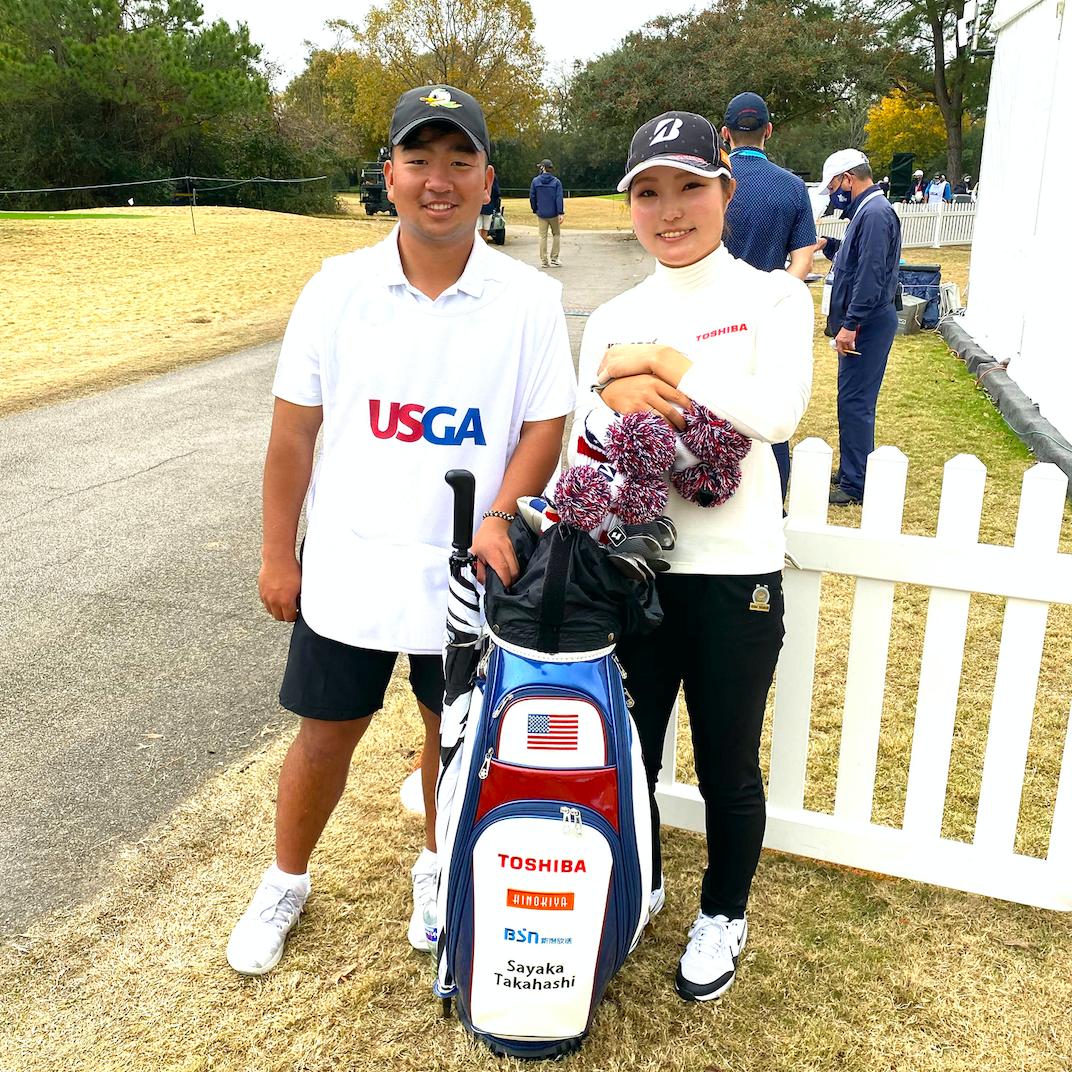 全米女子オープン2020  11位タイ